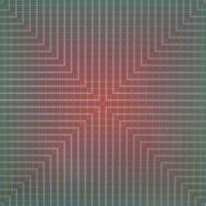 ALBERT COERTSE - OPTIMA IV 120 X 120 CM