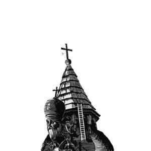 CHRISTIAAN DIEDERICKS - MONSTRUM EST SCRIPTOR FESTUM I - 91 x 41 cm